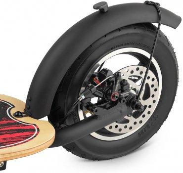 Самокат Blade Sport Swan black/red (231181)
