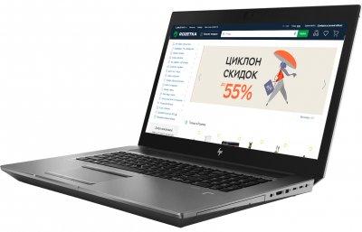 Ноутбук HP ZBook 17 G6 (6CK20AV_V2) Silver