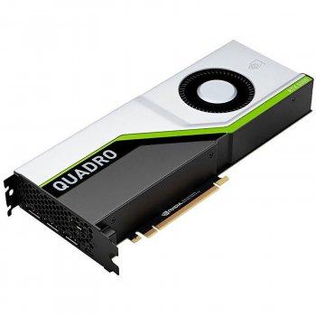 Відеокарта PNY PCI-Ex NVIDIA Quadro RTX5000 16GB GDDR6 (256bit) (3 x DisplayPort, 1 х VirtualLink) (VCQRTX5000-BSP)