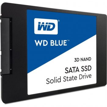 "Накопичувач SSD 2.5"" 500GB WD (WDS500G2B0A)"