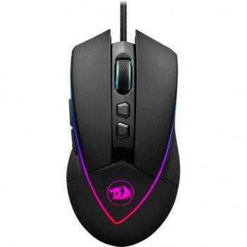Мышка Redragon Emperor RGB IR USB Black (78323)