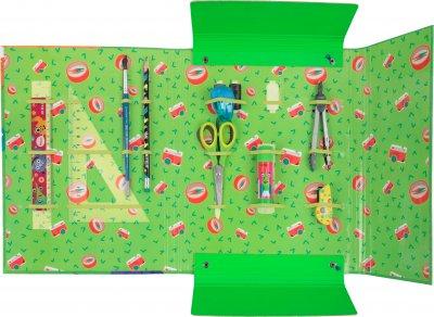Папка для труда Kite Jolliers на резинке с наполнением А4 (K20-S01)