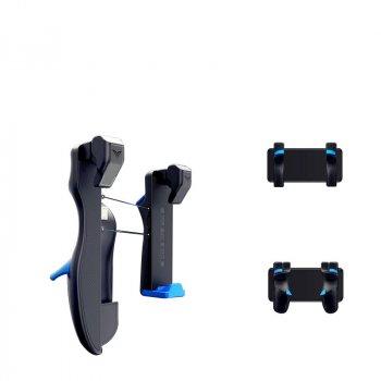 Беспроводной геймпад - триггер Flydigi Shadow Stinger 2 PUBG Mobile для смартфона, комплект 4 пальца