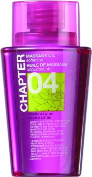 Олія для тіла Mades Cosmetics Chapter Масажна Лічі та лотос 100 мл (8714462079215)
