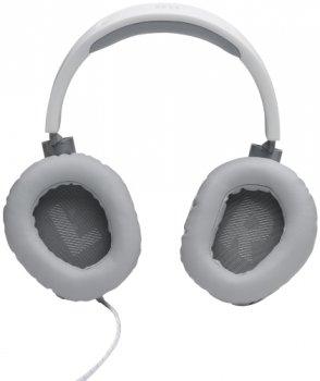Навушники JBL Quantum 100 White (JBLQUANTUM100WHT)