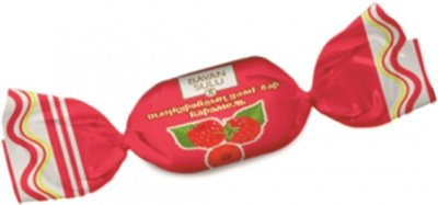 Карамель Bayan Sulu BS со вкусом малины 1 кг (4870200147302)