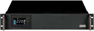 Powercom KIN-1500AP RM LCD 2U