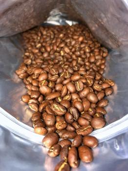Арабіка Індія Plantation АА (250 грам). Зернову каву у кав'ярню, ресторан і додому. Свіжа обсмажування.