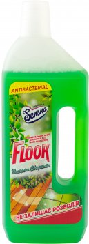 Упаковка средства для мытья универсального Floor Весенняя свежесть 750 мл х 12 шт (4820167004354)