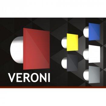 Вытяжной вентилятор Dospel VERONI 100 Gray S (007-4396F)