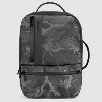 Міський портфель-сумка-рюкзак-брифкейс 4в1 Arctic Hunter B00271 з USB портом та отвором для навушників, 18л