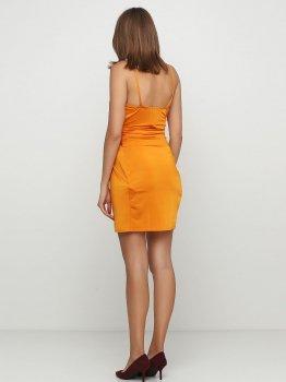 Сарафан Boohoo UZ1078296 Оранжевый
