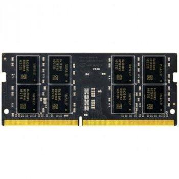 Пам'ять TEAM 4 GB SO-DIMM DDR4 2133 MHz (TED44G2133C15-S01)
