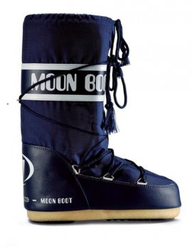 Мунбути Tecnica Moon Boot Nylon blue