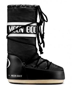 Мунбути Tecnica Moon Boot Nylon black м