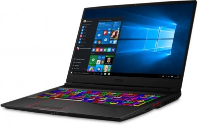 Ноутбук MSI GE75 Raider 10SF (GE7510SF-409UA)