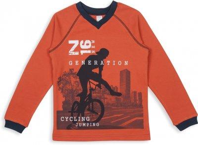 Пуловер Z16 3ІН108-2 (2-365) Горчичный