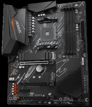 Материнська плата Gigabyte B550 Aorus Elite (sAM4, AMD B550, PCI-Ex16)