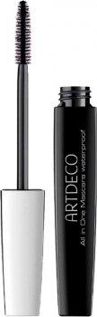 Туш для вій Artdeco All in One Mascara Waterproof №71 black 10 мл (4052136001976)