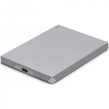 """Зовнішній жорсткий диск 2.5"""" 4TB LaCie (STHG4000402)"""
