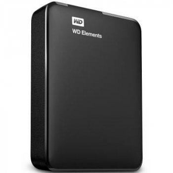 """Зовнішній жорстку диск WD 2.5"""" 2TB (WDBU6Y0020BBK-WESN)"""
