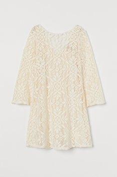 Плаття H&M 7999975 Кремове