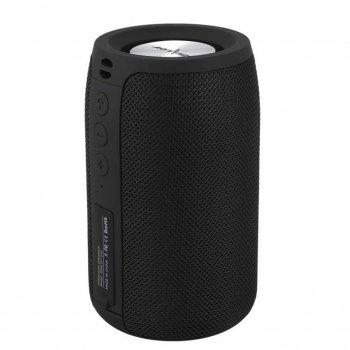 Беспроводная портативная Bluetooth колонка ZeaLot S32 5W 2000mAh Bluetooth, TF, AUX, USB Черная
