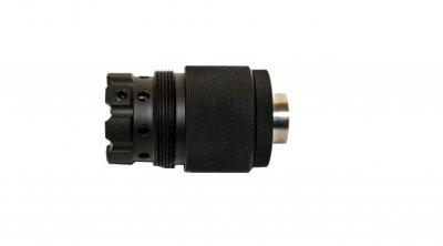 Глушитель модульный STEEL для 9мм нарезного оружия