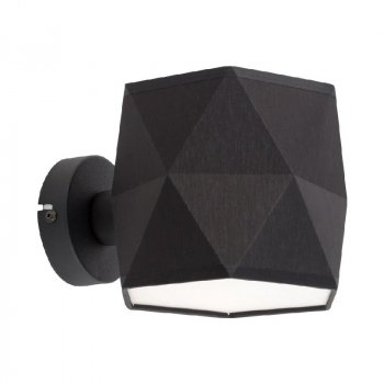 Настінний світильник Tk Lighting 1040 Siro Black