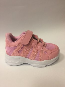 Кросівки для дівчинки Сонце 90-1 P рожеві