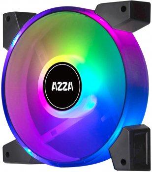 Набір кулерів AZZA Hurricane II 4 x Digital RGB (FNAZ-12DRGB2-241)