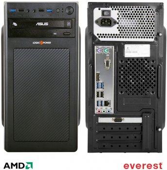 Комп'ютер Everest Office 1046 (1046_6619)