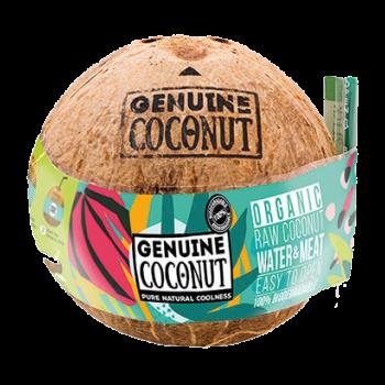 Свіжий фрукт Кокос Genuine Delicious (134)