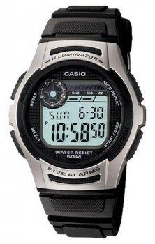 Чоловічий наручний годинник Casio W-213-1AVEF