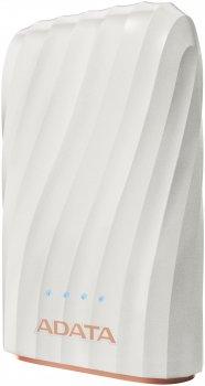 УМБ ADATA P10050C 10050 mAh White (AP10050C-USBC-CWH)