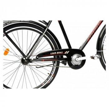Электровелосипед Uvolt Ardis Ukr-Bike Mb-36-350 28 Дюймов Черный