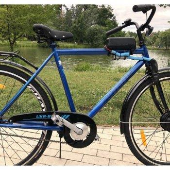 Электровелосипед Uvolt Ardis Ukr-Bike Mb-36-350 28 Дюймов Синий