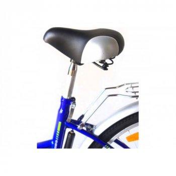 Электровелосипед Uvolt Салют Плюс Mb-36-350 24 С Корзиной Синий