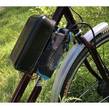 Электровелосипед Uvolt Украина Mb-36-350 28 Дюйма Бордовый