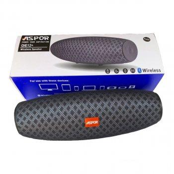 Bluetooth колонка Aspor CHE 20 Plus Black