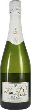 Вино ігристе Lar de Plata Cava Brut біле брют 0.75 л 11.5% (8420209037324)