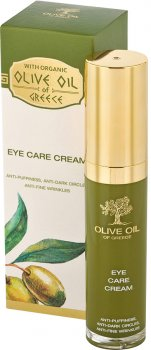 Крем для кожи вокруг глаз BioFresh Olive Oil Of Greece 30 мл (3800156001817)