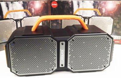 Портативна колонка M83 Jonter + Bluetooth, акумулятор