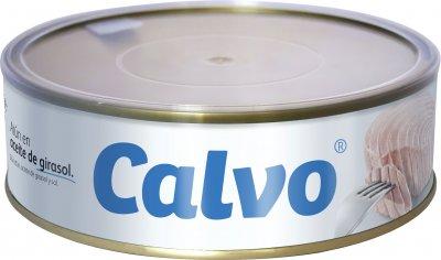 Тунец Calvo в подсолнечном масле 500 г (8410090105011)