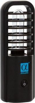 Бактерицидная лампа ультрафиолетовая AHealth AH UV2 black