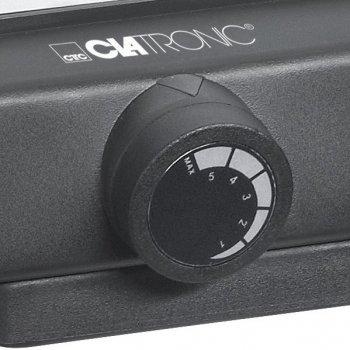 Настільний гриль Clatronic BQ 3507 компактний