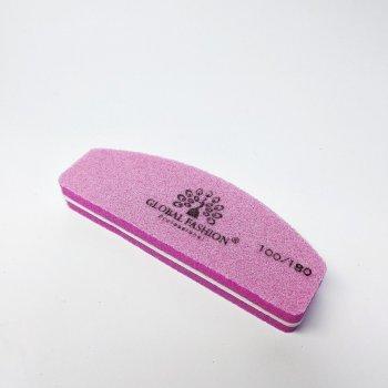 Полірувальник для нігтів Global Fashion 100/180