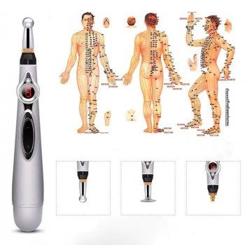 Массажная ручка Massage pen W-912
