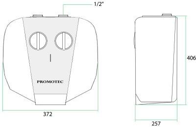 PROMOTEC Compact GCU 1015 M53 SRC