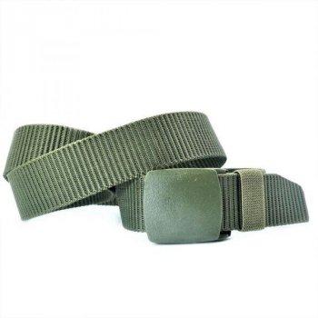Зеленый текстильный ремень 0030-str-40